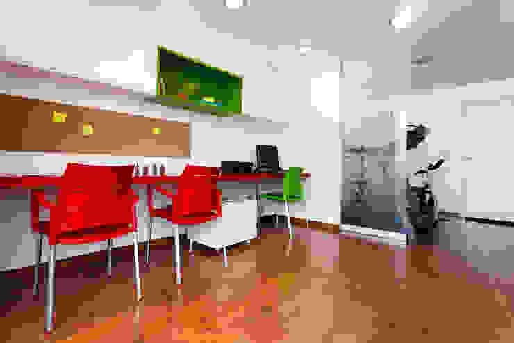 Departamento Piri de Oneto/Sousa Arquitectura Interior Moderno