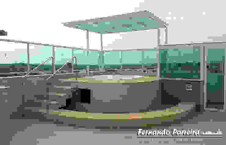 Spa modernos de Fernando Parreira Arquitetura Moderno