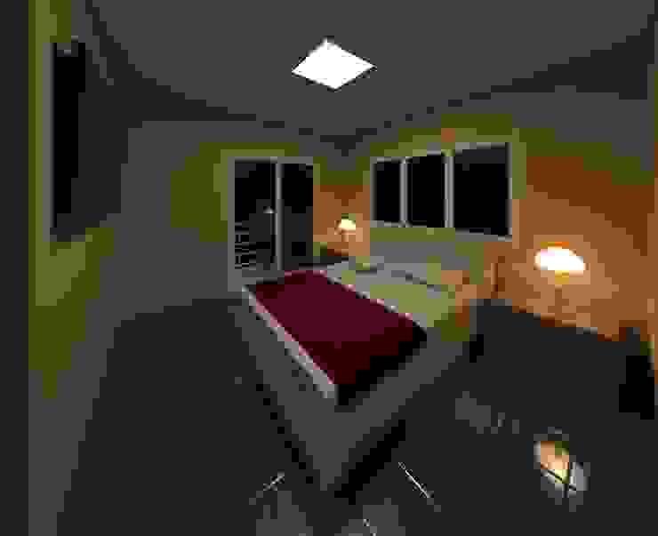 MMO Maximiliano José Castrillo Modern Bedroom
