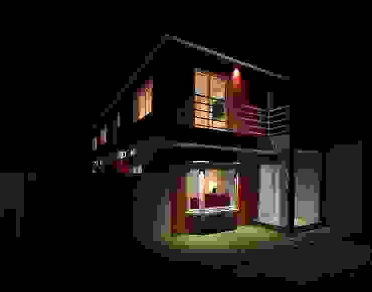 MMO Maximiliano José Castrillo Modern Houses