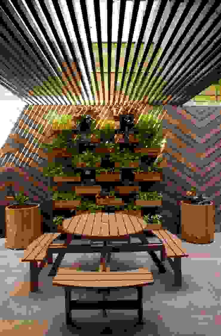 Ahaan Villa—Ahmedabad OPENIDEAS Interior landscaping