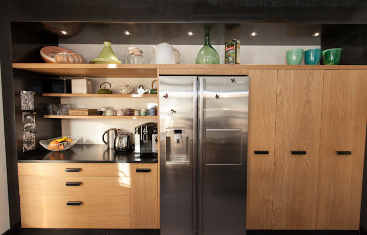 Industrial style kitchen by MY CASTELLANOS Industrial