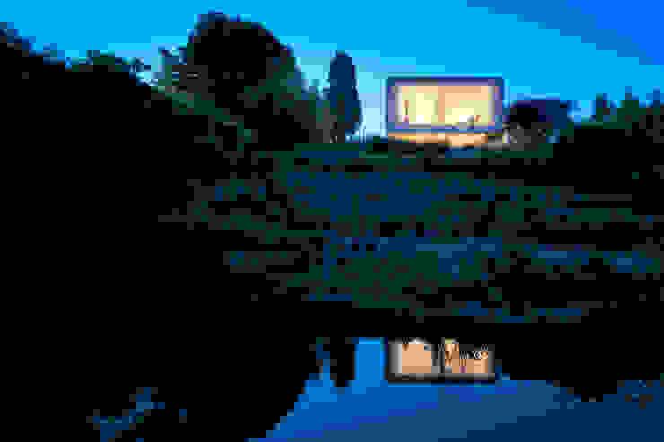 Woonhuis Aramislaan Moderne tuinen van bv Mathieu Bruls architect Modern