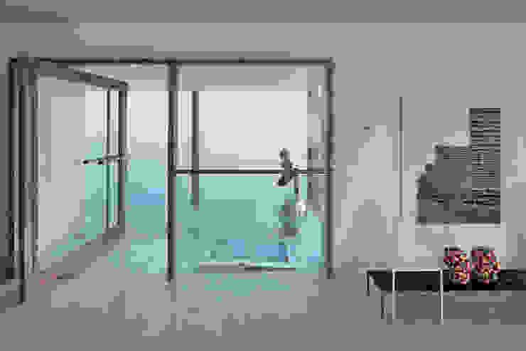Woonhuis Aramislaan Moderne ramen & deuren van bv Mathieu Bruls architect Modern