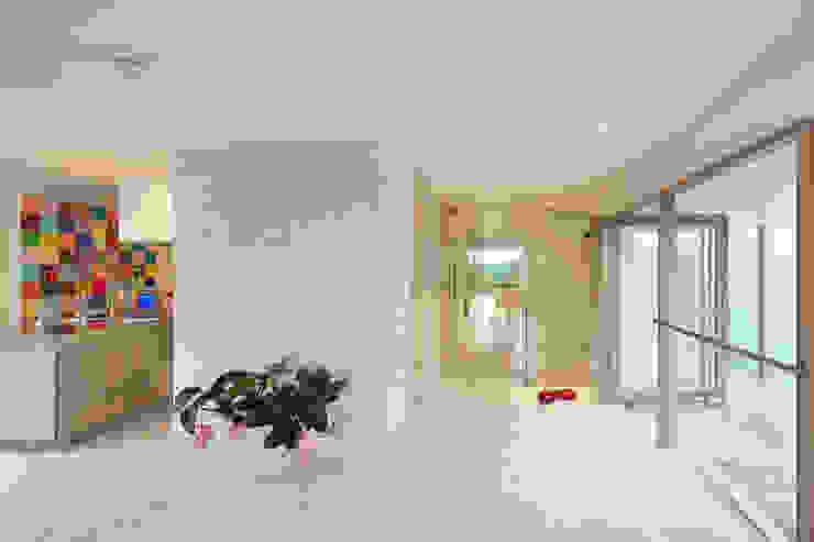Woonhuis Aramislaan Moderne woonkamers van bv Mathieu Bruls architect Modern