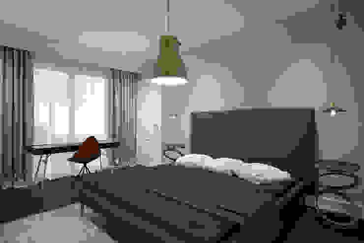 M&E TEKİNTAŞ HOME Modern Yatak Odası yücel partners Modern