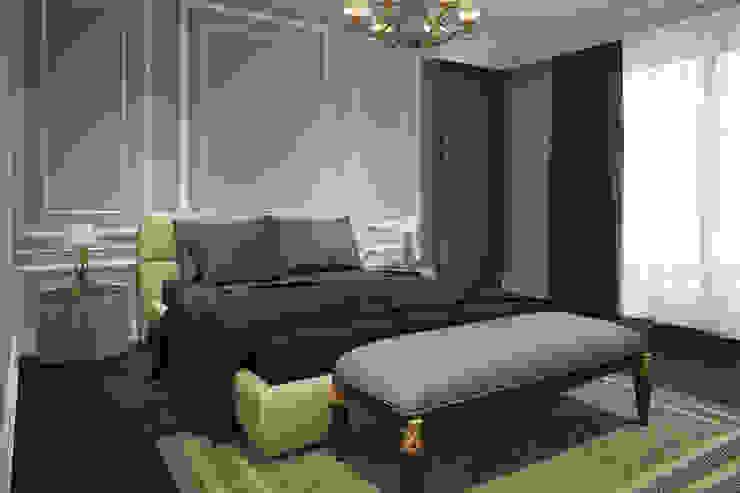 Klasyczna sypialnia od yücel partners Klasyczny