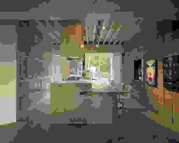 Woonhuis Wijnhoven - Beijnsberger Moderne keukens van bv Mathieu Bruls architect Modern
