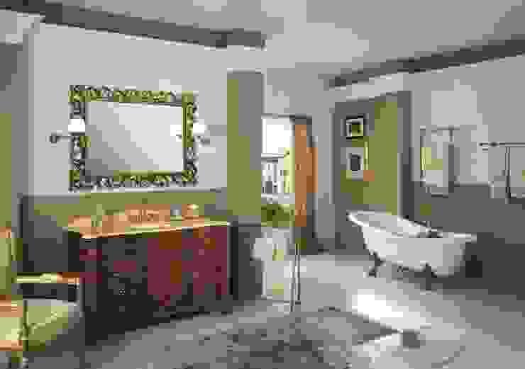 Casa de banho  por BAGNO PIU' ITALIA