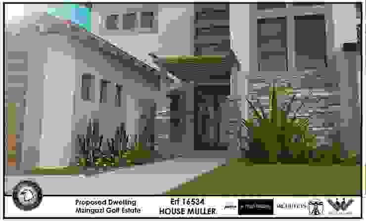 House Muller - 2015 by de Mello Machado Architects
