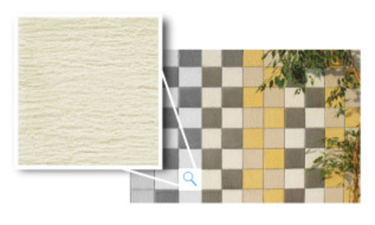 Mosaikus, Creme Paredes e pisos modernos por Amop Moderno