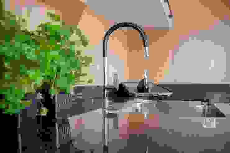 Projekt Kolektyw Sp. z o.o. 現代廚房設計點子、靈感&圖片