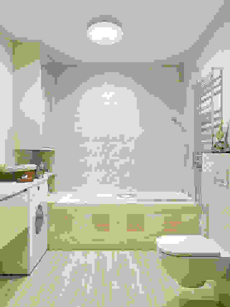 Classic style bathrooms by Tatiana Zaitseva Design Studio Classic
