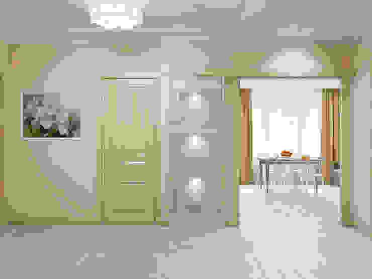 Classic corridor, hallway & stairs by Tatiana Zaitseva Design Studio Classic