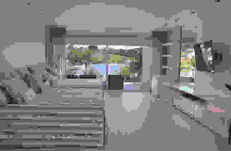 A/ZERO Arquitetura 臥室
