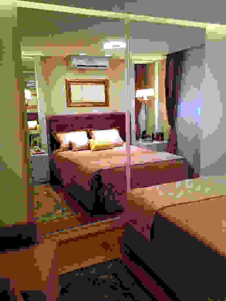 DecaZa Design Modern Bedroom MDF White