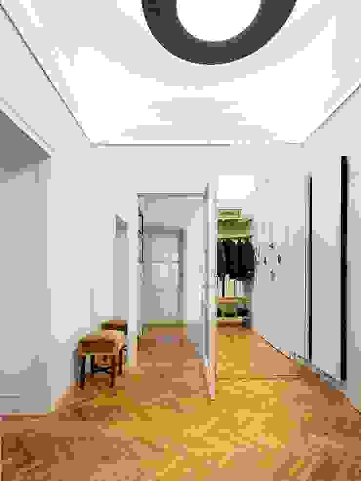 IFUB* Couloir, entrée, escaliers modernes