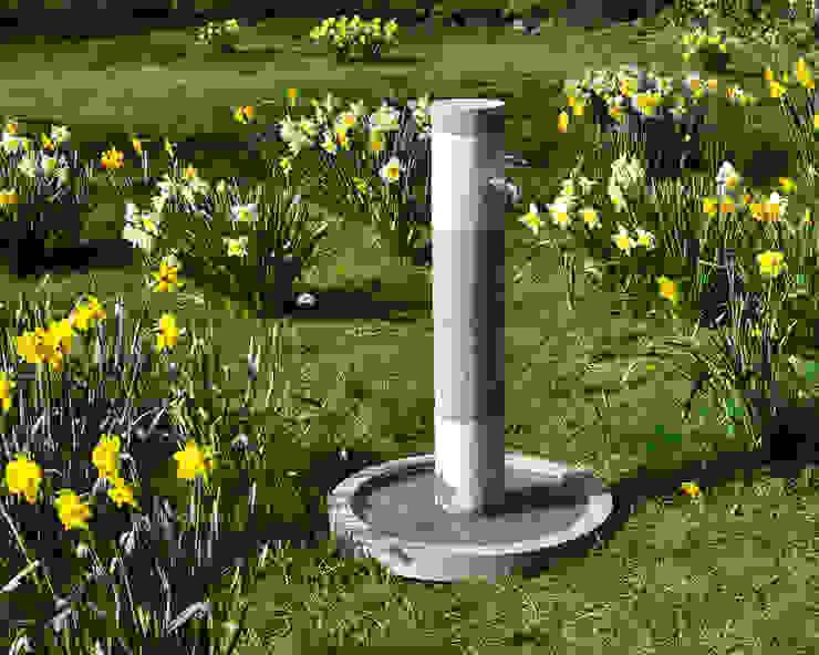 oggi-beton Classic style gardens Concrete