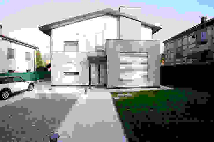 Minimalistische Häuser von CasaAttiva Minimalistisch