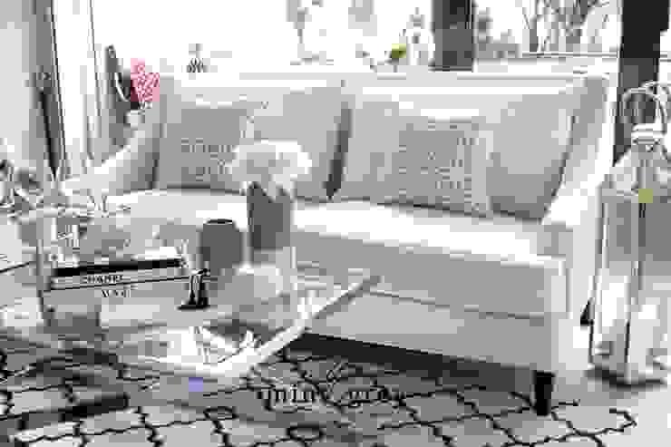 Mint Grey Living roomAccessories & decoration