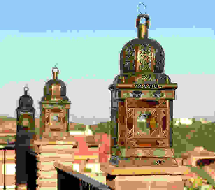 mediterranean  by Decoración Andalusí Iluminación, Mediterranean Copper/Bronze/Brass