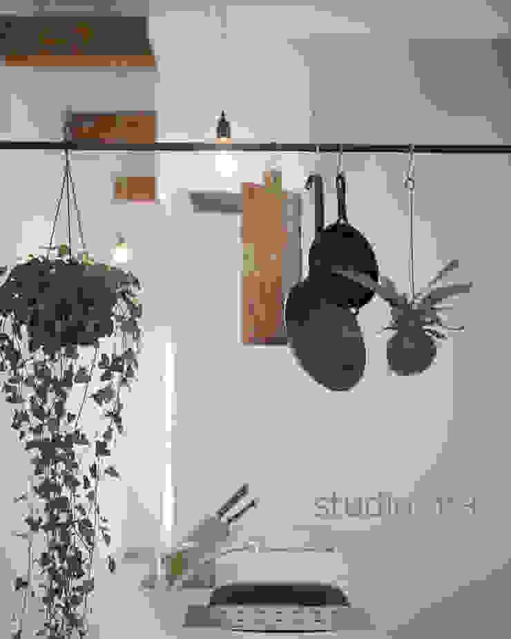 studio m+ by masato fujii KitchenKitchen utensils