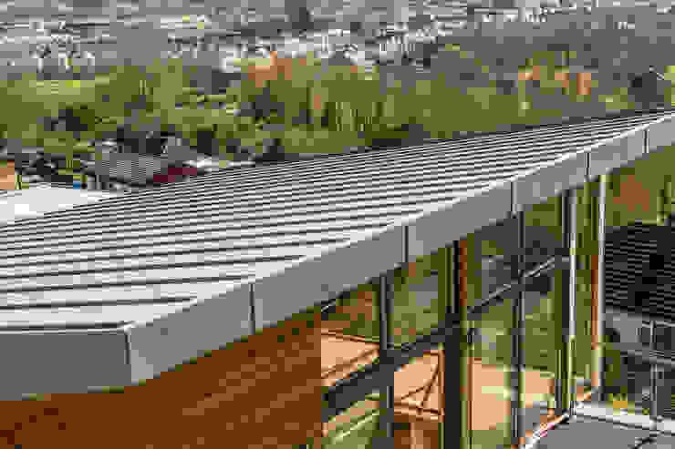 Mallards Views, Devon by Trewin Design Architects Сучасний