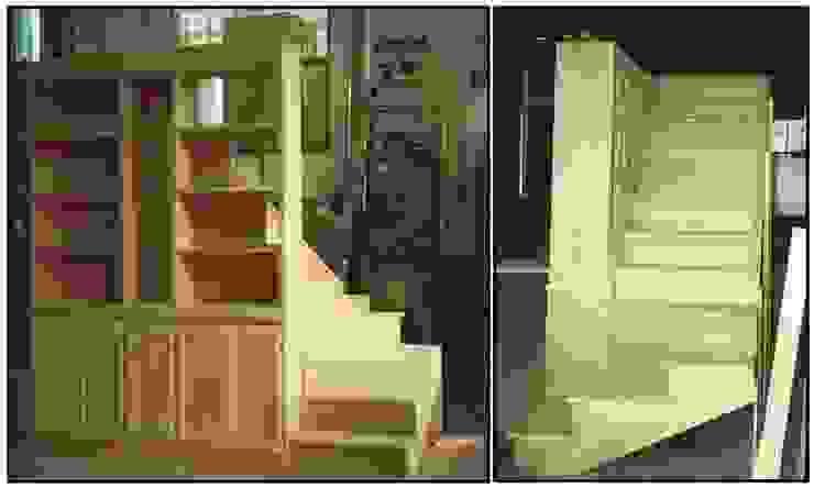 Scale di Falegnameria Martinelli Sergio Classico Legno Effetto legno