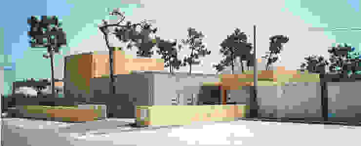 Modern Evler GAAPE - ARQUITECTURA, PLANEAMENTO E ENGENHARIA, LDA Modern Taş
