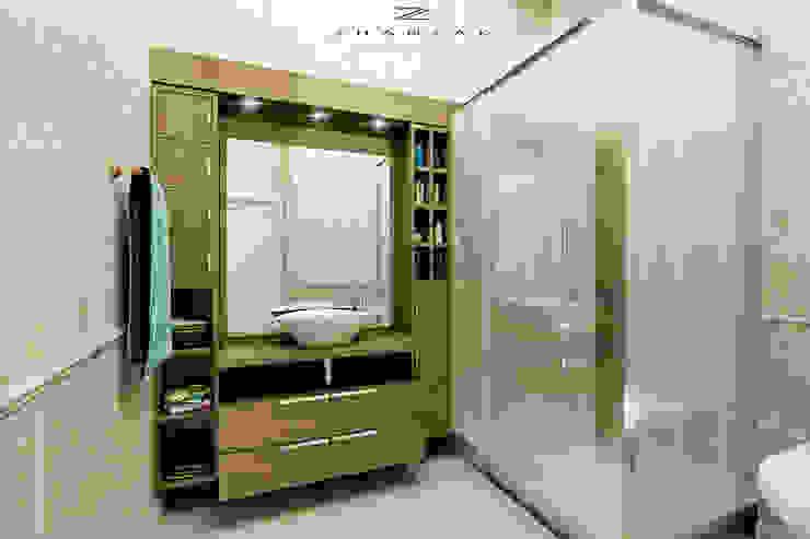 Baños de estilo  por ESKANDER ZHANZAK,
