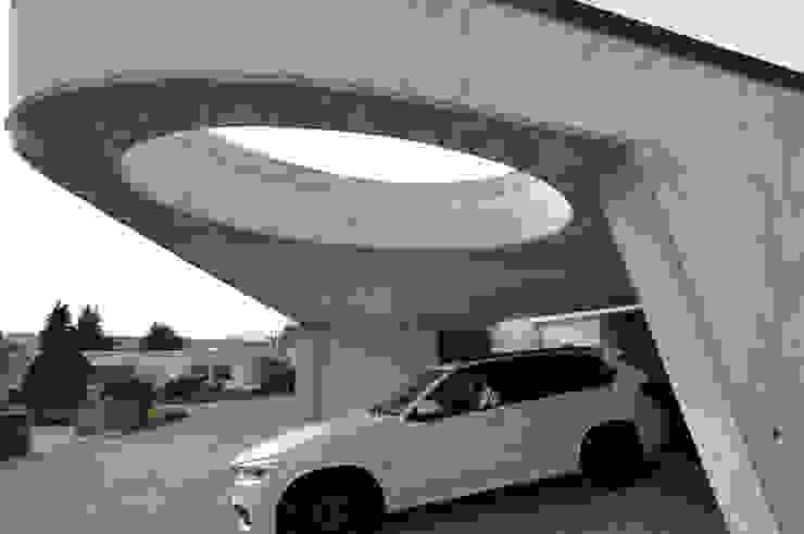 Carport Moderne Garagen & Schuppen von homify Modern