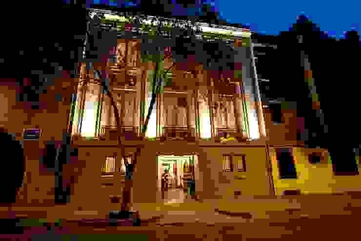 FACHADA HOTEL BOUTIQUE PICHARA + RIOS arquitectos Hoteles