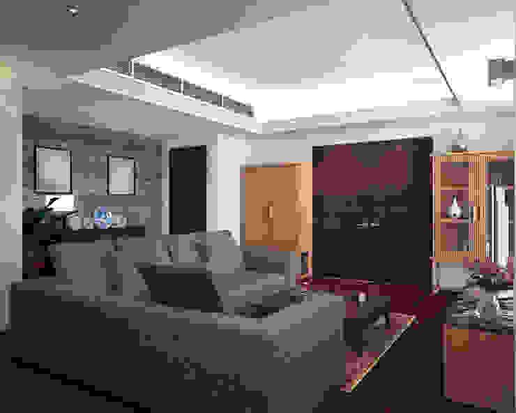 Discovery Primea | Manila Modern living room by Nelson W Design Modern
