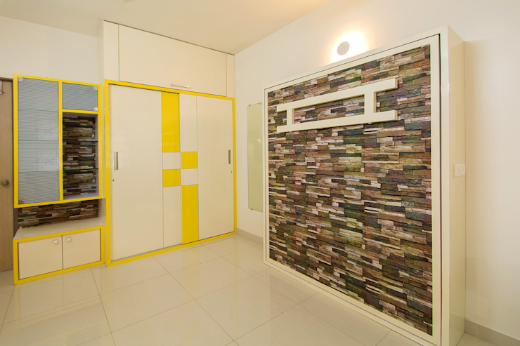 Navmiti Designs Дитяча кімнатаШафи і шафи