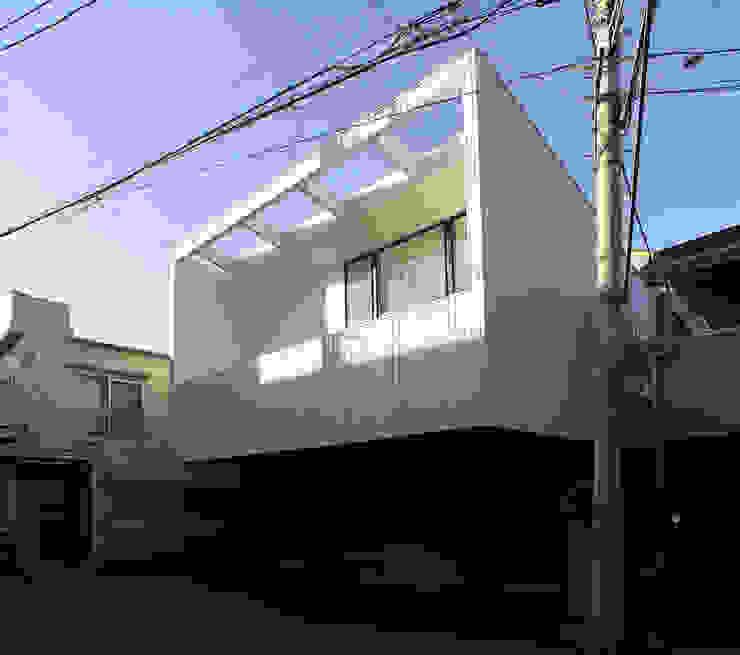 Houses by 荘司建築設計室, Modern