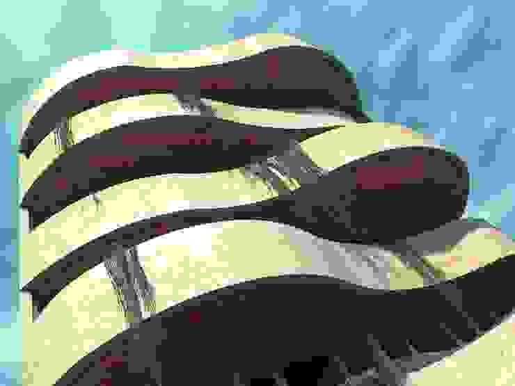 Edificio Errosion GGAL Estudio de Arquitectura บ้านและที่อยู่อาศัย