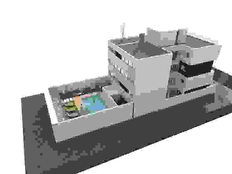 Edificio Mecenas GGAL Estudio de Arquitectura Modern houses