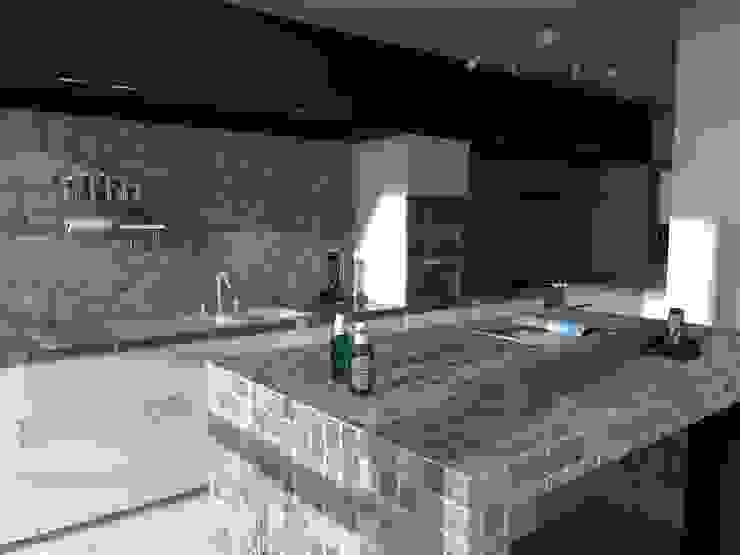 Edificio Mecenas GGAL Estudio de Arquitectura Modern style kitchen