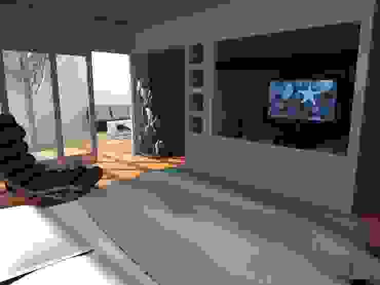 Edificio Mecenas GGAL Estudio de Arquitectura Modern style bedroom