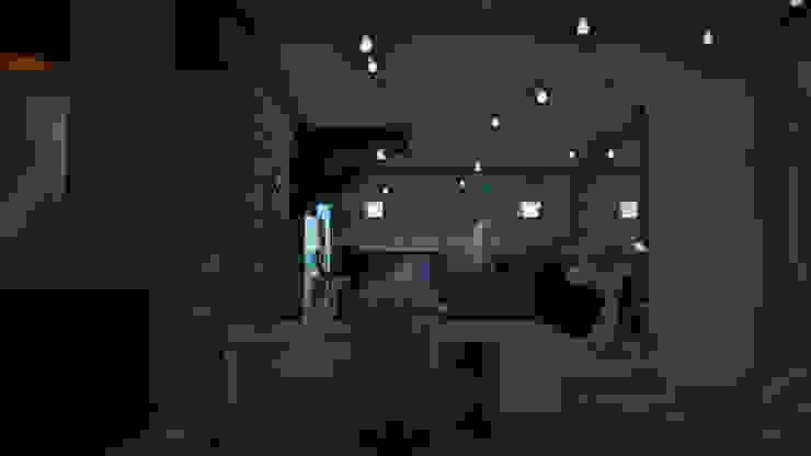 Edificio The Block GGAL Estudio de Arquitectura Modern dining room