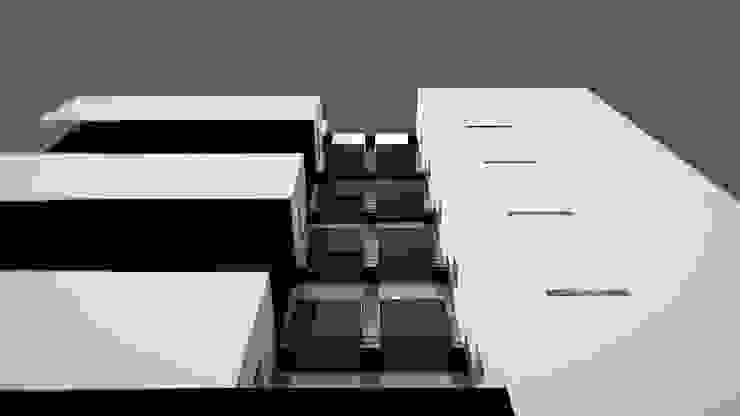 Edificio The Block GGAL Estudio de Arquitectura Modern windows & doors
