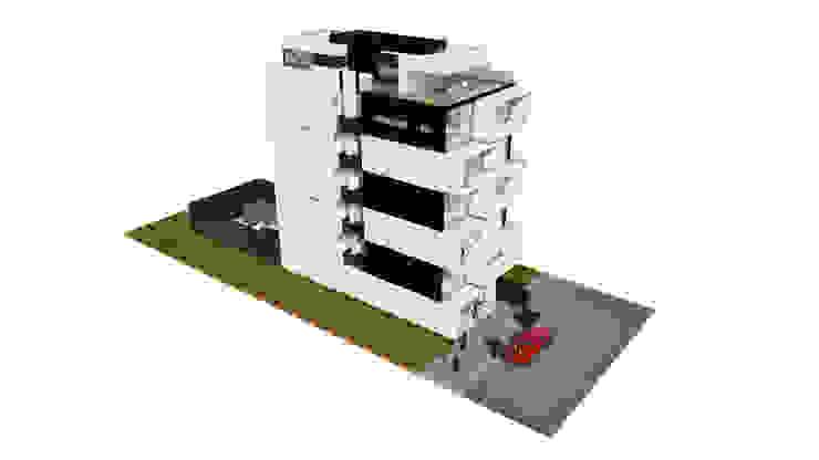 Edificio The Block GGAL Estudio de Arquitectura Modern houses