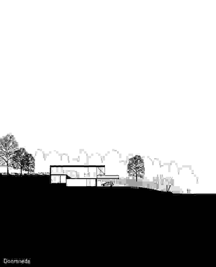 Woonhuis Som Moderne huizen van bv Mathieu Bruls architect Modern