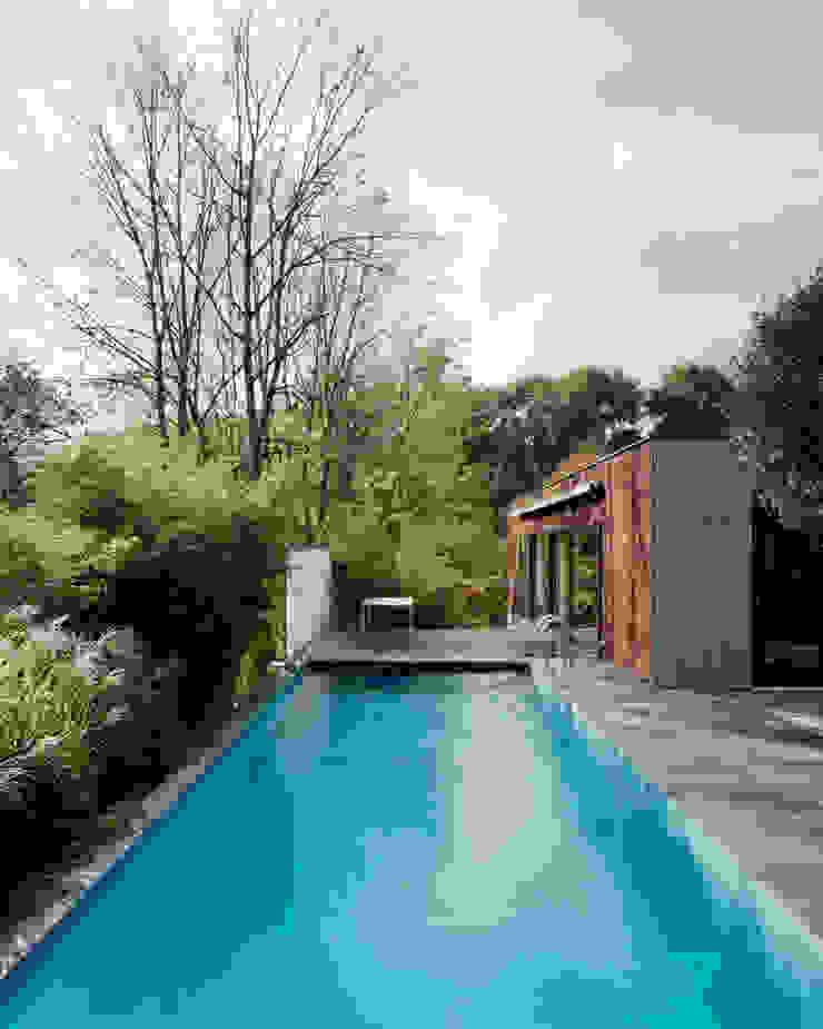 Woonhuis Som Moderne zwembaden van bv Mathieu Bruls architect Modern