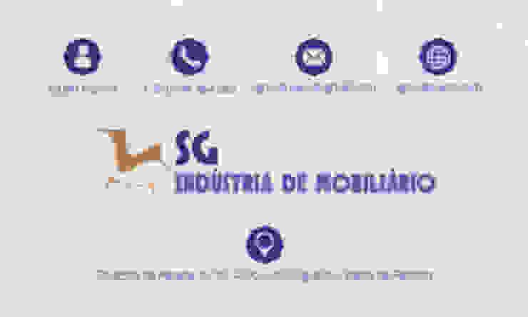 Eklektyczna kuchnia od SG Indústria de Mobiliário Eklektyczny