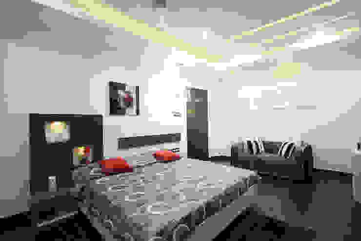 Master Bedroom Ansari Architects Modern Bedroom