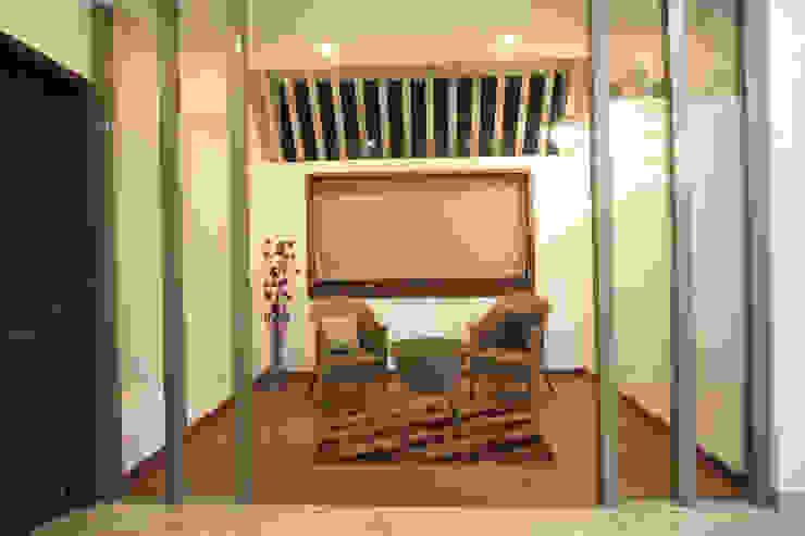 Sit out Modern balcony, veranda & terrace by Ansari Architects Modern