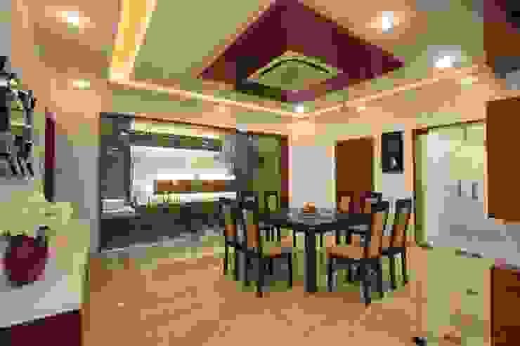 Comedores de estilo moderno de Ansari Architects Moderno
