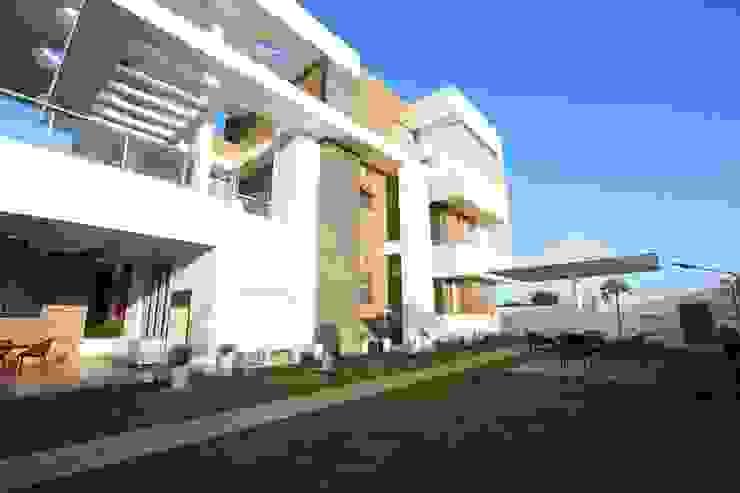 Garden Ansari Architects Modern garden