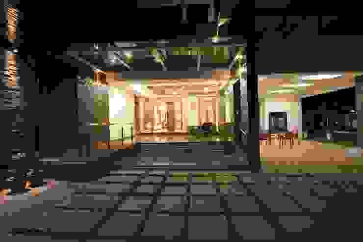 Landscape Modern garden by Ansari Architects Modern